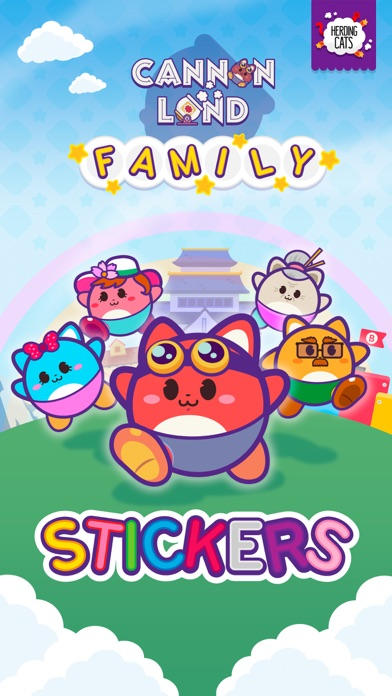 Screenshot of Cannon Land Family Stickers1