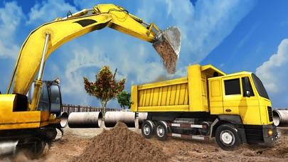 download Utilidad de construcción Máquinas Simulador 3D apps 3