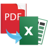 PDF to Excel - Convert PDF to Excel Converter