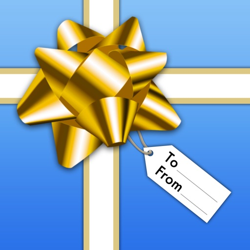 GiftPlanner - Christmas List Organizer iOS App
