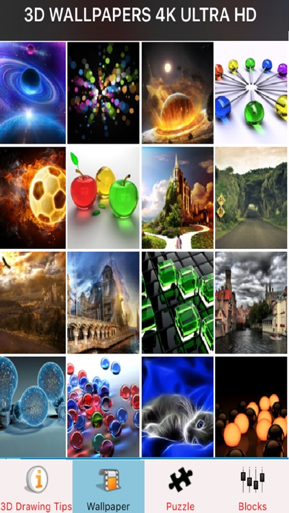 3d Wallpapers 4k Ultra Hd Wallpapers 3d Drawingtip By Janice Ong