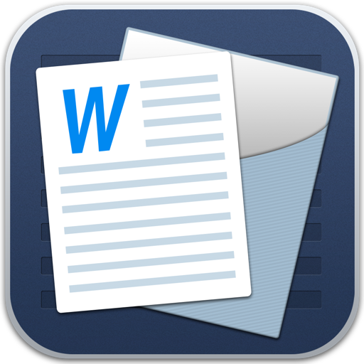 Document Writer - Useful Word Processor for Mac