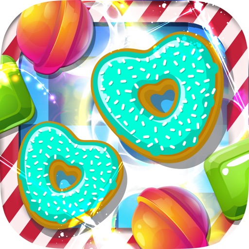 Starburts Candy Match - Bacon Pie Tap Edition iOS App