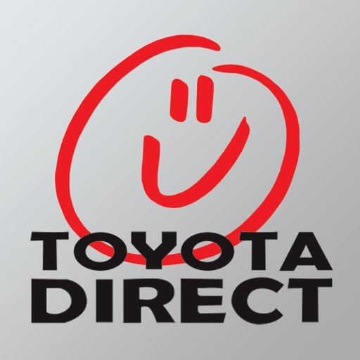 ... Toyota Direct IOS App ...