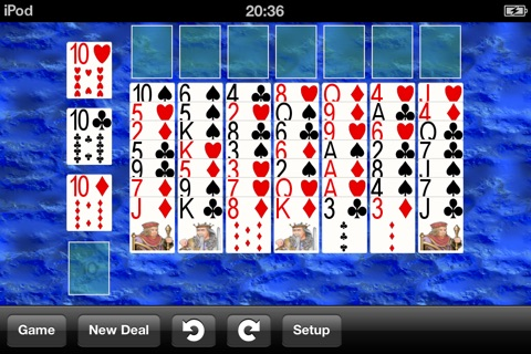 27 Solitaire Games screenshot 2