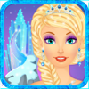 Snow Queen Salon - Frosted Princess Makeover Game
