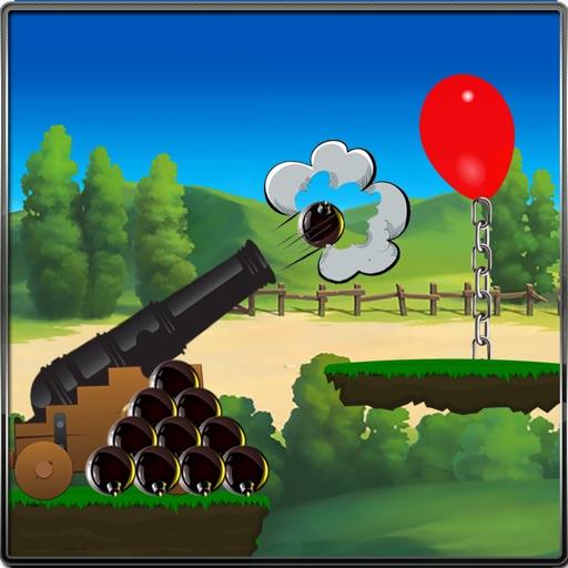 Cannon Balloon Burst iOS App