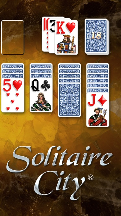 Screenshot #7 for Solitaire City (Free)