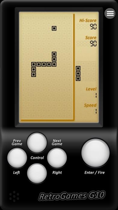 本物のレトロゲームのスクリーンショット5