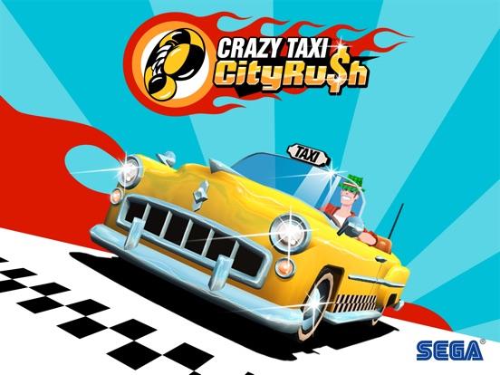 Screenshot #1 for Crazy Taxi™ City Rush