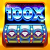100x Slots Free! Real Vegas Slot Machines 777