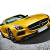 A Highway Racer Game - Mercedes SLS Edition
