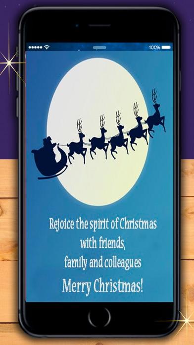 Рождество Пожелания и сообщениСкриншоты 3