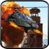 Helicopter Air Gunship Battle War pro enemy