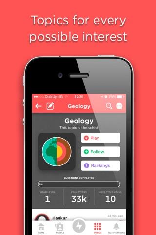 QuizUp™ screenshot 1