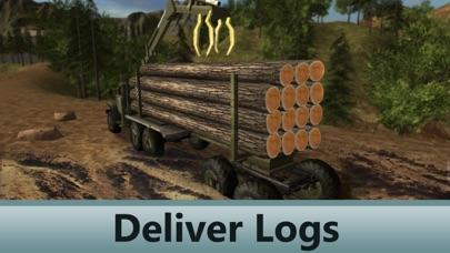 Sawmill Driver Simulator 3D Full Screenshot 3