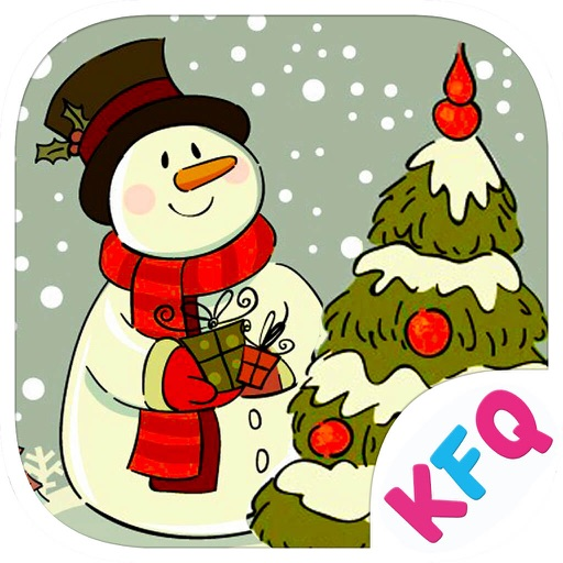 Snow Woman's Chrismas-Girl Games iOS App