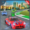 City Car Racing : Turbo Cars racer racing road