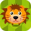 Pets Downhill Madness - Pets Puzzle Games For kids