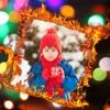 Xmas Jingle bell Photo Frames - Magic Frames frames