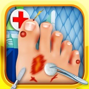 Foot Doctor Nail Spa Salon Game for Kids Free Hack Rings (Android/iOS) proof