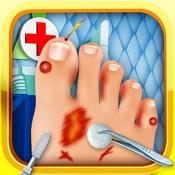 Foot Doctor Nail Spa Salon Game for Kids Free hacken