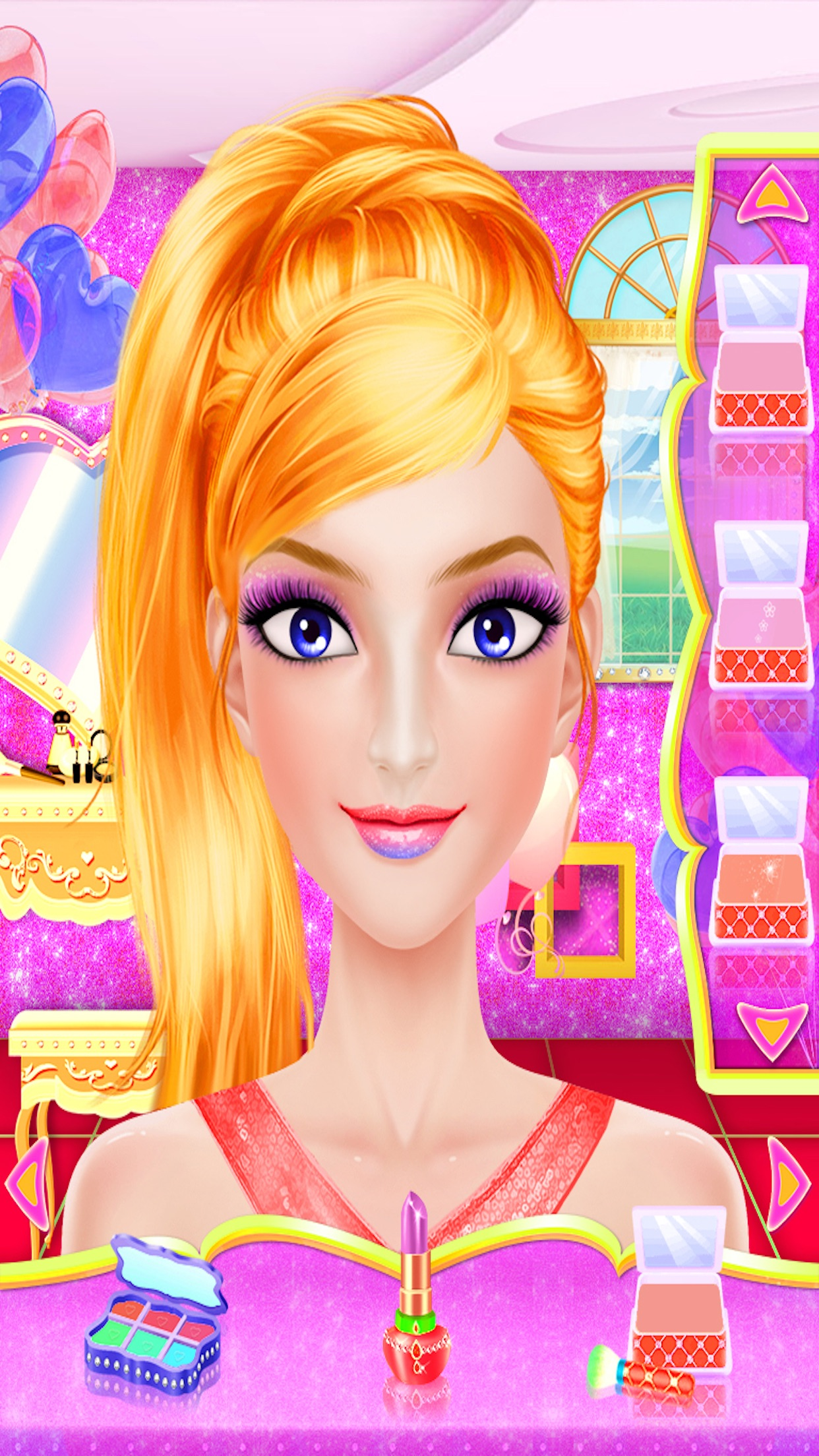 i style dress up games lady
