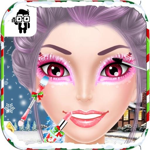 Christmas Beauty Salon iOS App