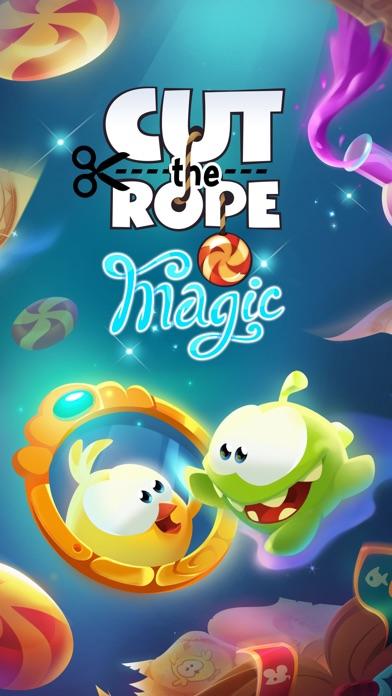 Screenshot #10 for Cut the Rope: Magic