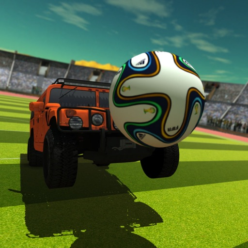 4x4 Car Soccer 2016 -Football Championship in the Stadium
