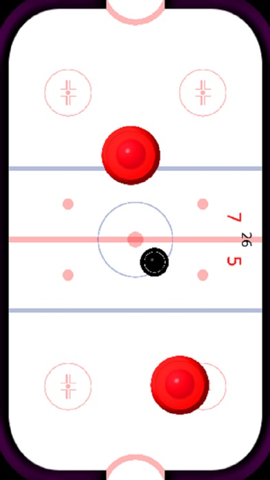 Sudden Death Air Hockey Screenshot