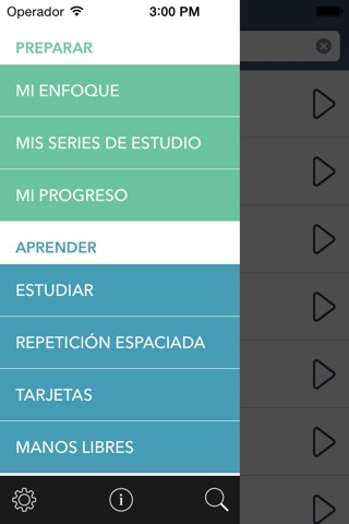 Spanish   French - AccelaStudy® screenshot 1