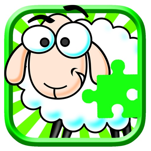 Peter Sheep Jungle Adventure Jigsaw Puzzle Game iOS App