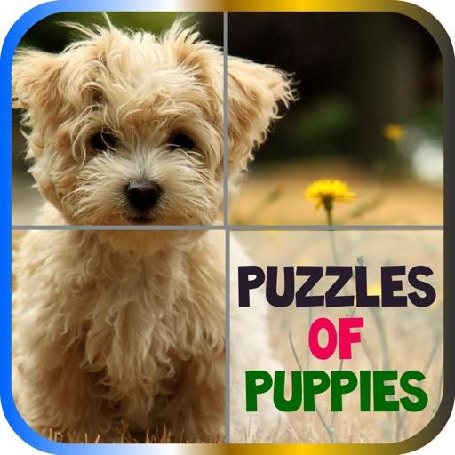 Puzzles of Puppies iOS App