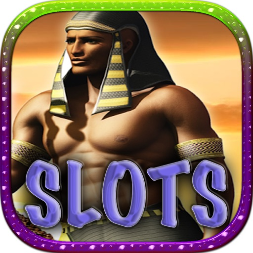 Ancient Egypt Slot - Spin to Win iOS App