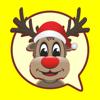 Christmas Emoji - Photo Stickers, New Year Emojis