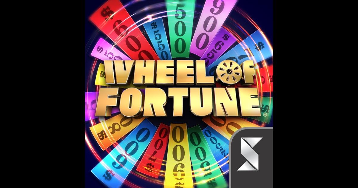 wheel of fortune app