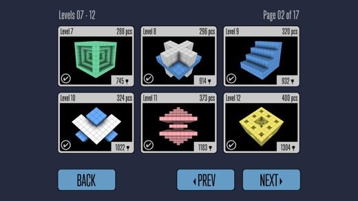 Sea of Squares Screenshot