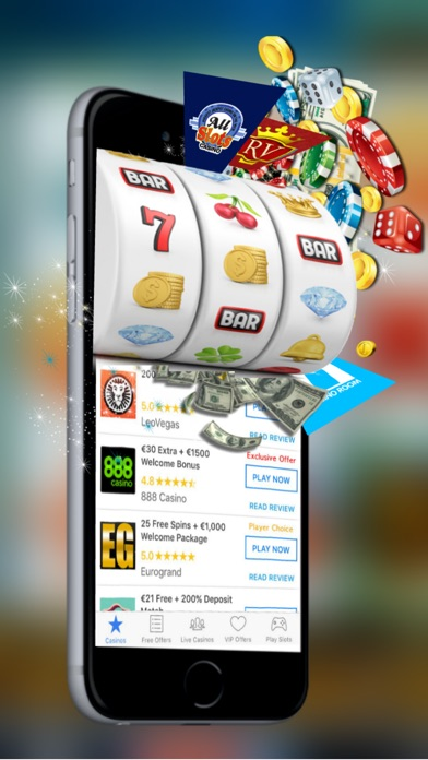 Is there any real gambling apps for iphone
