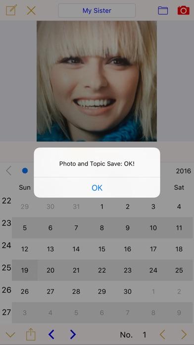 Album Photo Calendar Screenshots