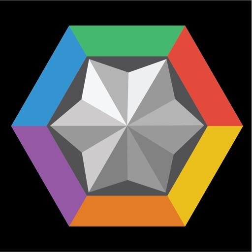 Hexfall iOS App