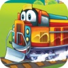 Express Railroad & Train Games For Kids Conductor