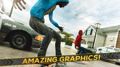 True Skateboarding Ride | Epic Skate Board 3D