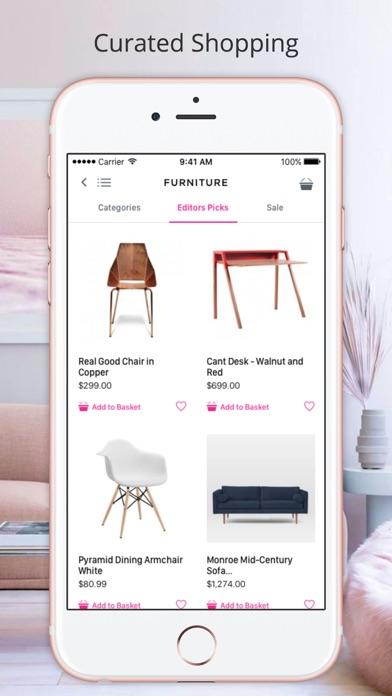 domino Home Decor Interior Design Ideas Shopping on the App Store