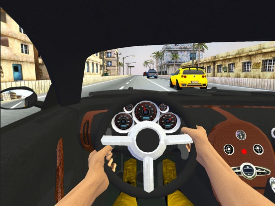 Racing in City - Traffic Driving Simulation Game для iPad