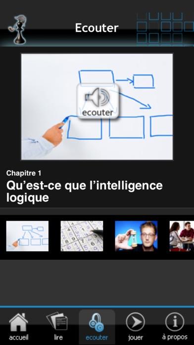 Développer son intelligence logiqueCapture d'écran de 4