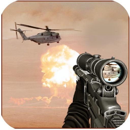 Snow Sniper Shooting 2016 iOS App