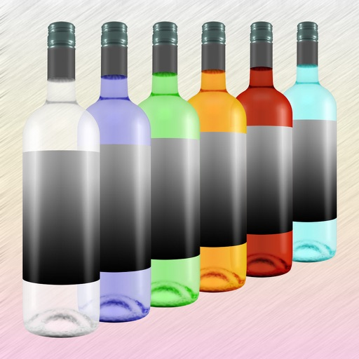 Puzzle of Taking how many bottles ( PK in bar ) iOS App