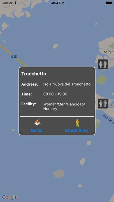 Bagni pubblici a Venezia on the App Store