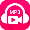 Video to MP3 Converter & MP3 Music Player
